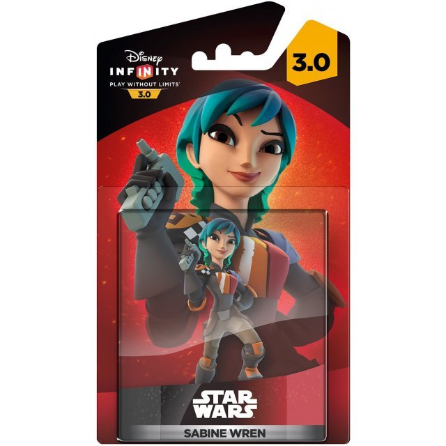 Disney Infinity 3.0 Edition Figure: Star Wars Sabine