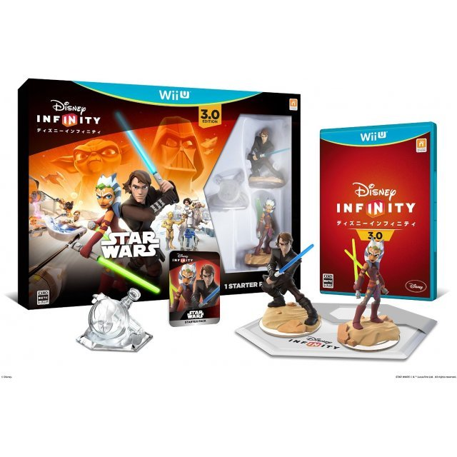 Disney Infinity 3.0 Edition [Starter Pack]