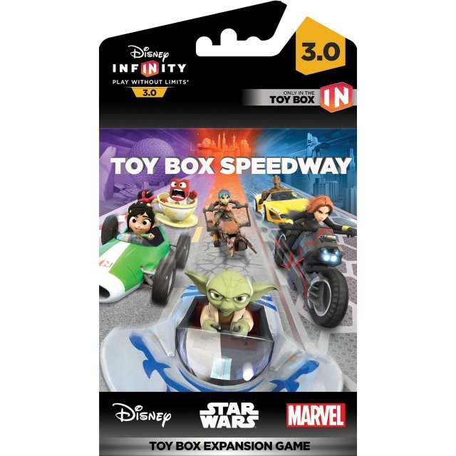 Disney INFINITY 3.0 Edition: Toy Box Speedway (Toy Box Expansion Game)
