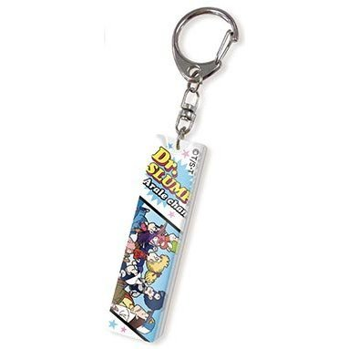 Dr. Slump Arale-chan Stick Key: 06 Resident of the Penguin Village SKH