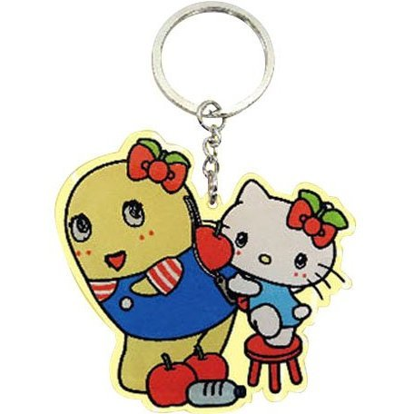 Hello Kitty x Funassyi Acrylic Keychain: Illusion