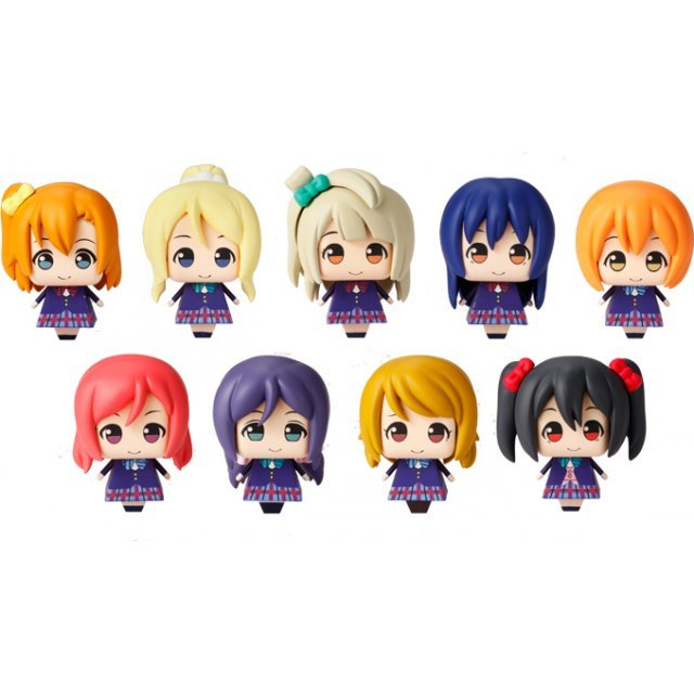 Kurukoro Love Live! (Set of 9 pieces)