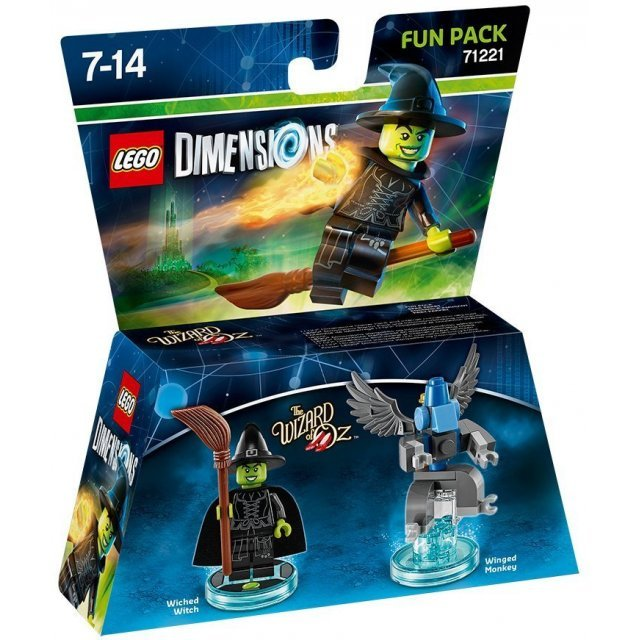 LEGO Dimensions Fun Pack: Wizard of Oz Wicked Witch