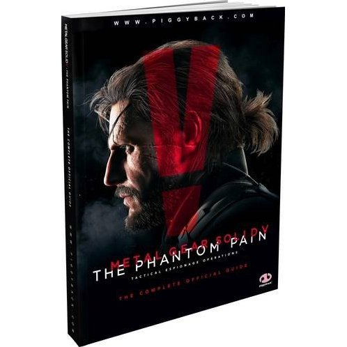Metal Gear Solid V: The Phantom Pain The Complete Official Guide