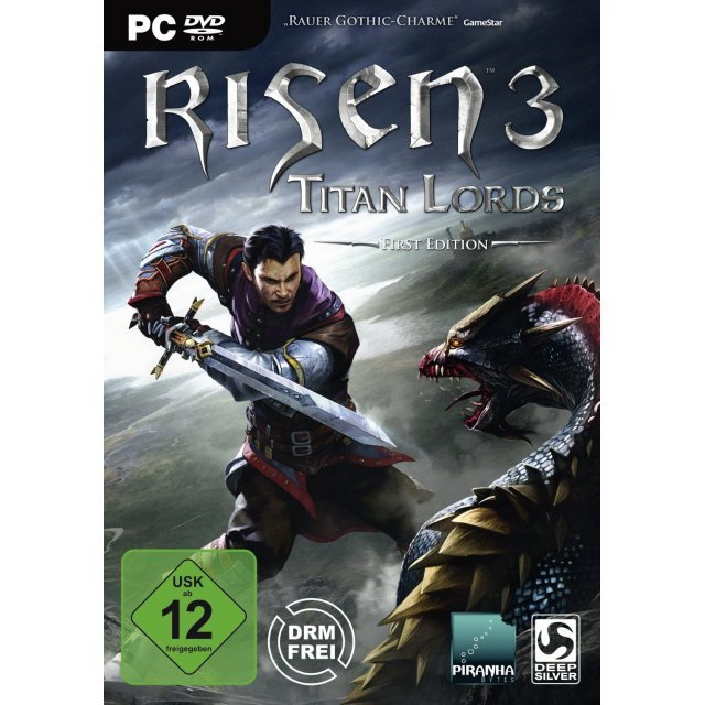 Risen 3: Titan Lords (First Edition) (Steam)