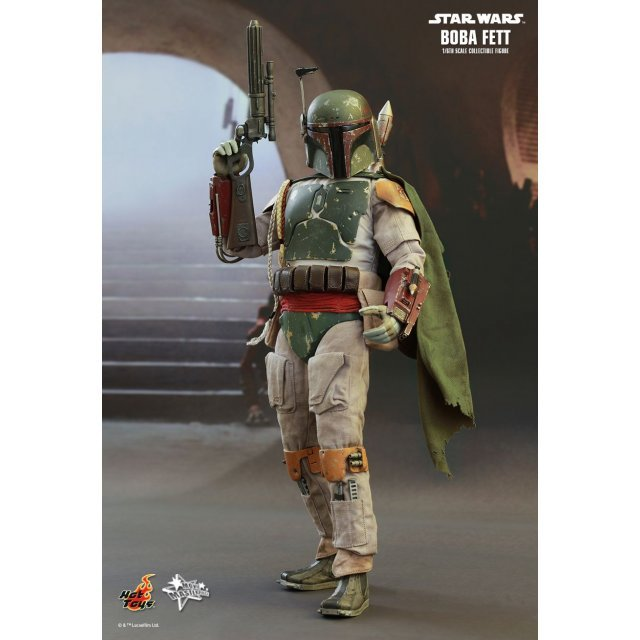 Star Wars Episode VI Return of the Jedi: Boba Fett