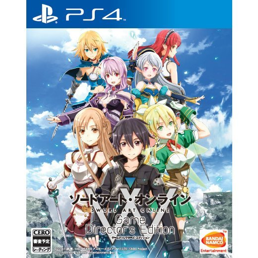 Sword Art Online Game Director's Edition (Chinese & English Subs)