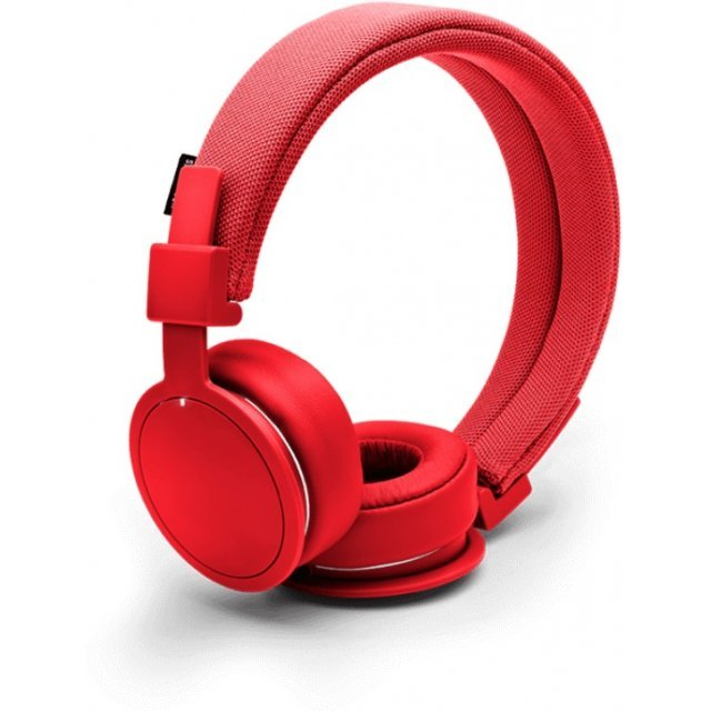 Urbanears Plattan ADV Wireless Headphones (Tomato)