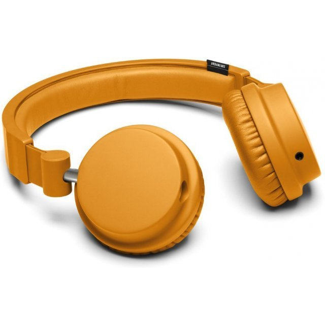 Urbanears Zinken Headphones (Bonfire Orange)