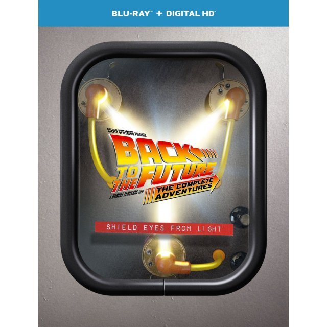 Back to the Future: The Complete Adventures (Limited Edition) [Blu-ray+DVD+Digital HD]