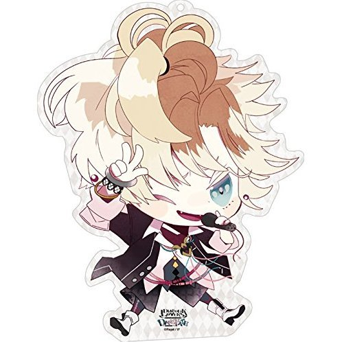 Diabolik Lovers Dark Fate Big Pass Case: Mukami Kou