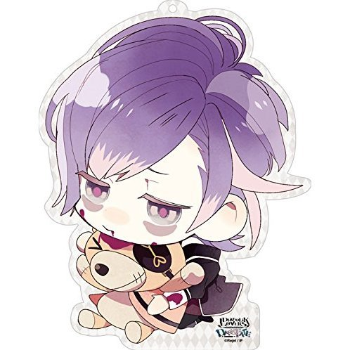 Diabolik Lovers Dark Fate Big Pass Case: Sakamaki Kanato
