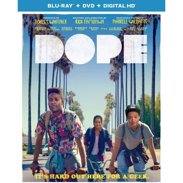 Dope [Blu-ray+DVD+Digital Copy+UltraViolet]