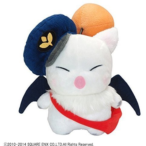 Final Fantasy XIV A Realm Reborn Plush Doll: Delivery Moogle