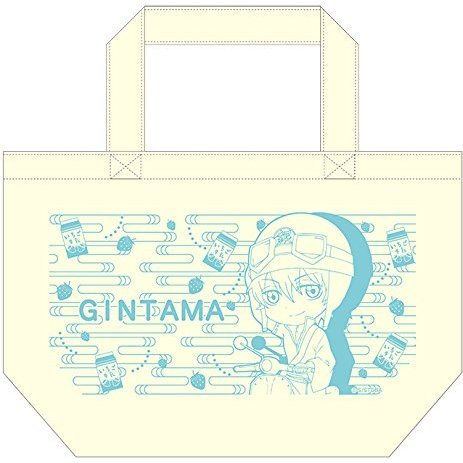 Gintama Mini Tote Bag: Sakata Gintoki