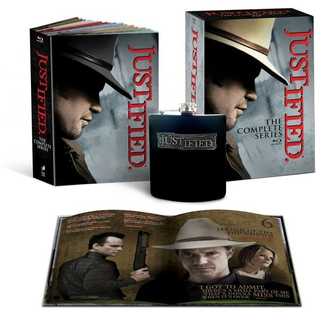 Justified: The Complete Series Boxset (Seasons 1-6) [Collector's Edition]