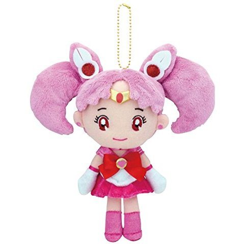 Sailor Moon Collection Plush Mascot: Sailor Chibi Moon