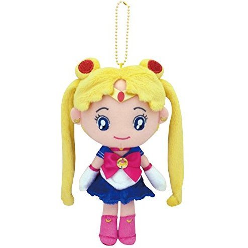 Sailor Moon Collection Plush Mascot: Sailor Moon