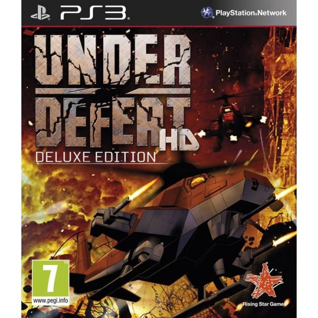 Under Defeat HD (Deluxe Edition) Pre-owned