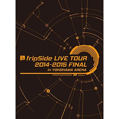 Live Tour 2014-2015 Final In Yokohama Arena [Limited Edition]