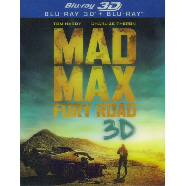 Mad Max : Fury Road [3D+2D]