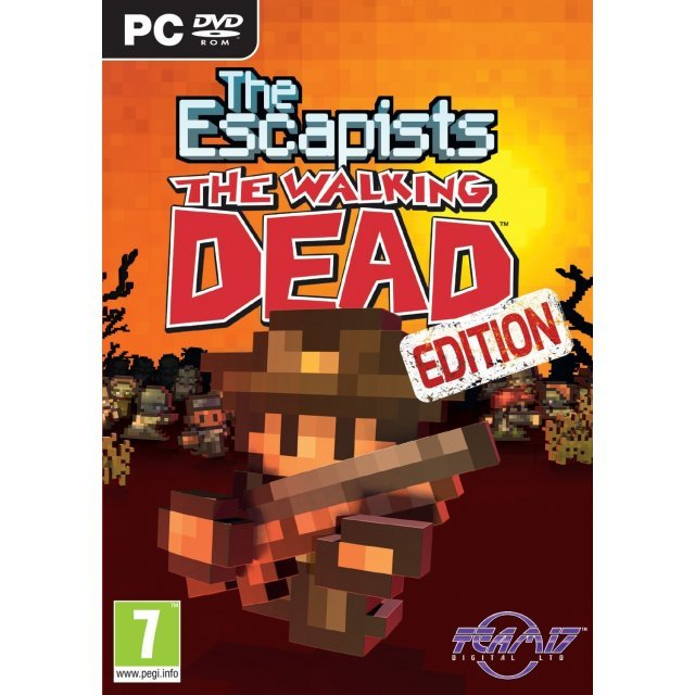 The Escapists: The Walking Dead (DVD-ROM)