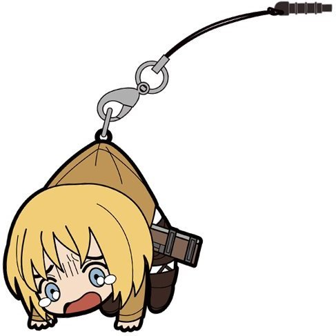 Attack on Titan Tsumamare Strap: Armin