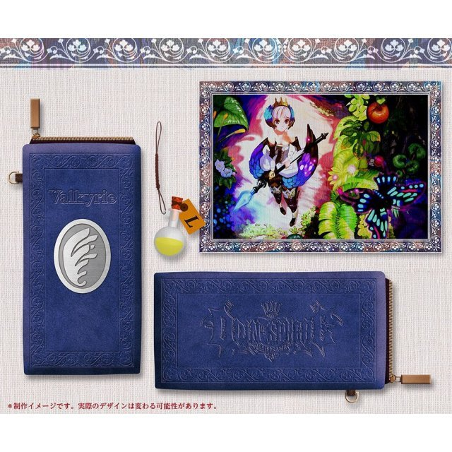Odin Sphere: Leifdrasir Accessory Set for Playstation Vita
