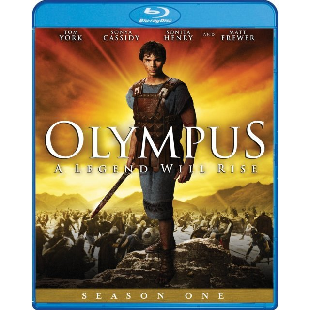 Olympus: A Legend will Rise - Season One