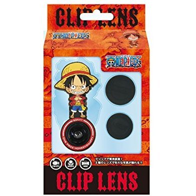One Piece Clip Lens: Luffy