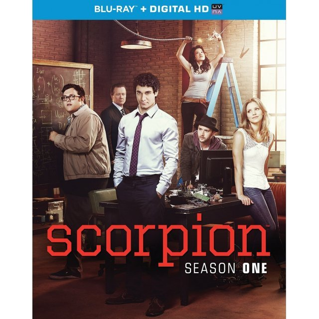 Scorpion: Season One [Blu-ray+Digital HD]