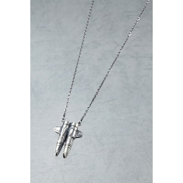 Strike Witches Operation Victory Arrow Striker Unit Silver Pendant: Sakamoto