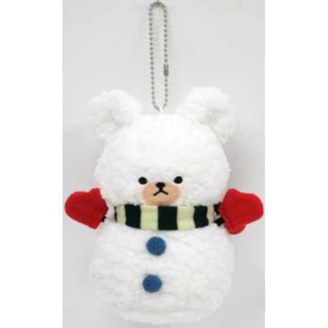 The Bear's School Mascot Plush: Snowman Jackie