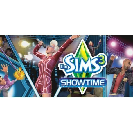 The Sims 3: Showtime - Limited Edition (Origin)
