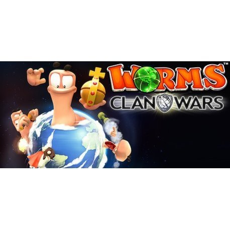 Worms Clan Wars (Steam)