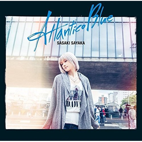 Atlantico Blue [CD+DVD Limited Edition]