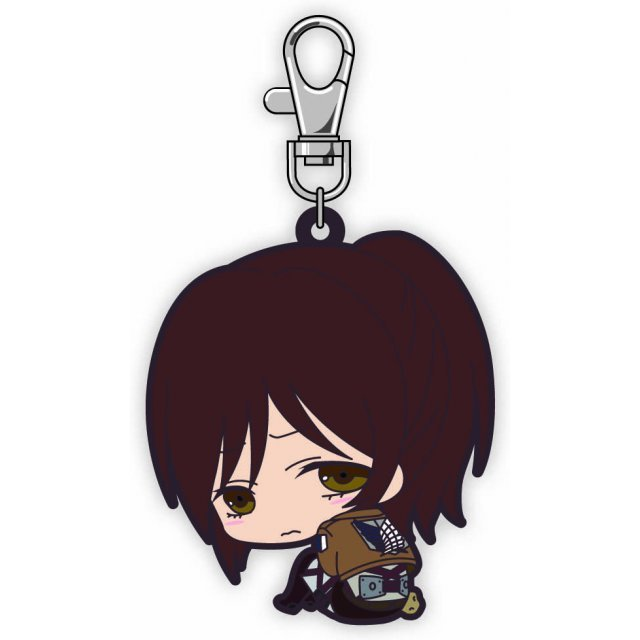 Attack on Titan Bocchi-kun Rubber Mascot: Sasha (Re-run)