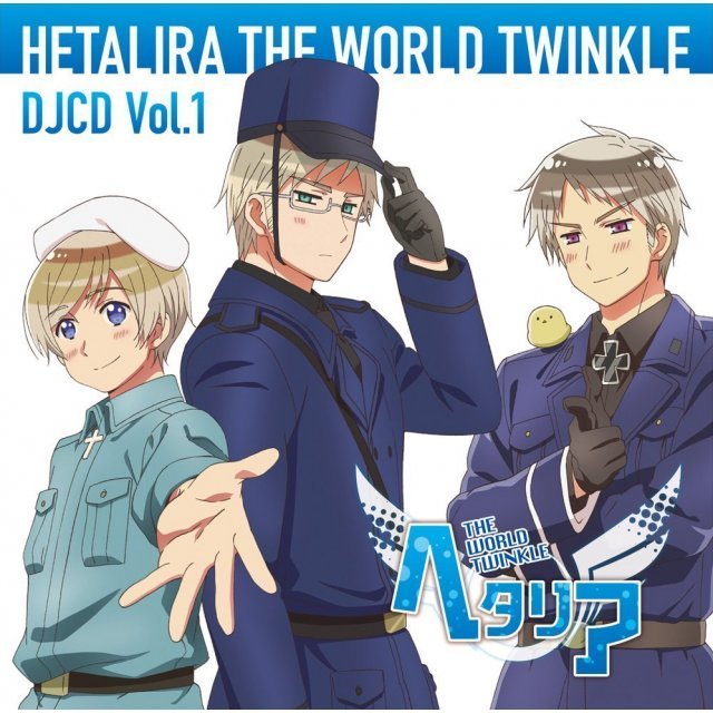 Hetalia The World Twinkle Vol.1