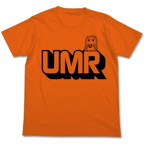 Himouto! Umaru-chan T-shirt California Orange S: UMR