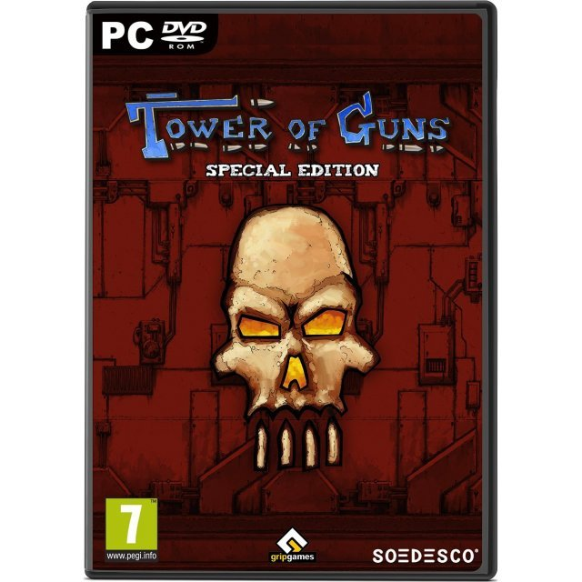 Tower of Guns (Special Edition) (DVD-ROM)
