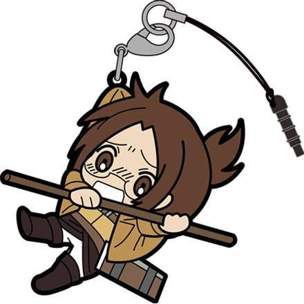 Attack on Titan Tsumamare Strap: Hanji