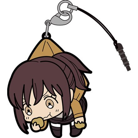 Attack on Titan Tsumamare Strap: Sasha