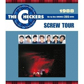 Blu-ray Disc Chronicle 1988 Screw Tour