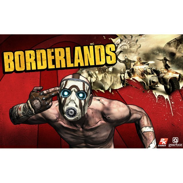 Borderlands Trilogy (English)