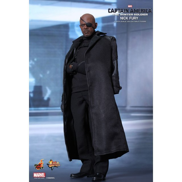 Captain America The Winter Soldier: Nick Fury