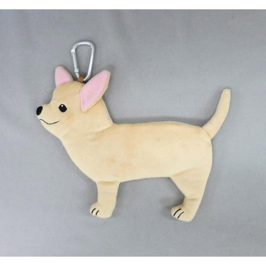 Earth Wind Pen Case: Chihuahua