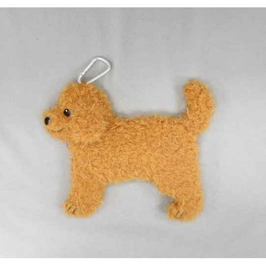 Earth Wind Pen Case: Poodle