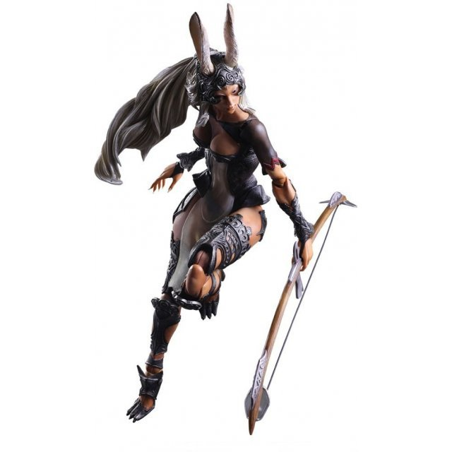 Final Fantasy XII Play Arts Kai: Fran