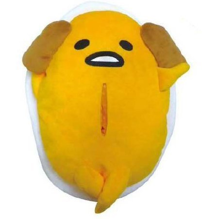 Gudetama Plush Tissue Case 3: Makeinu de Kekkou