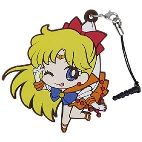 Sailor Moon Crystal Tsumamare Strap: Sailor Venus